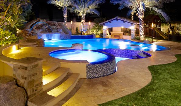 unique swimming pool designs photo - 1