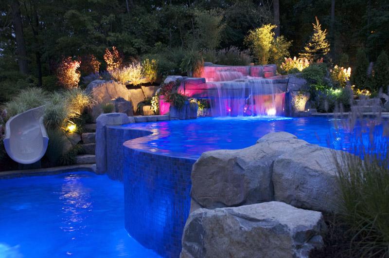unique swimming pool designs photo - 2