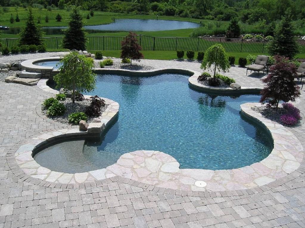 unique swimming pool designs photo - 6