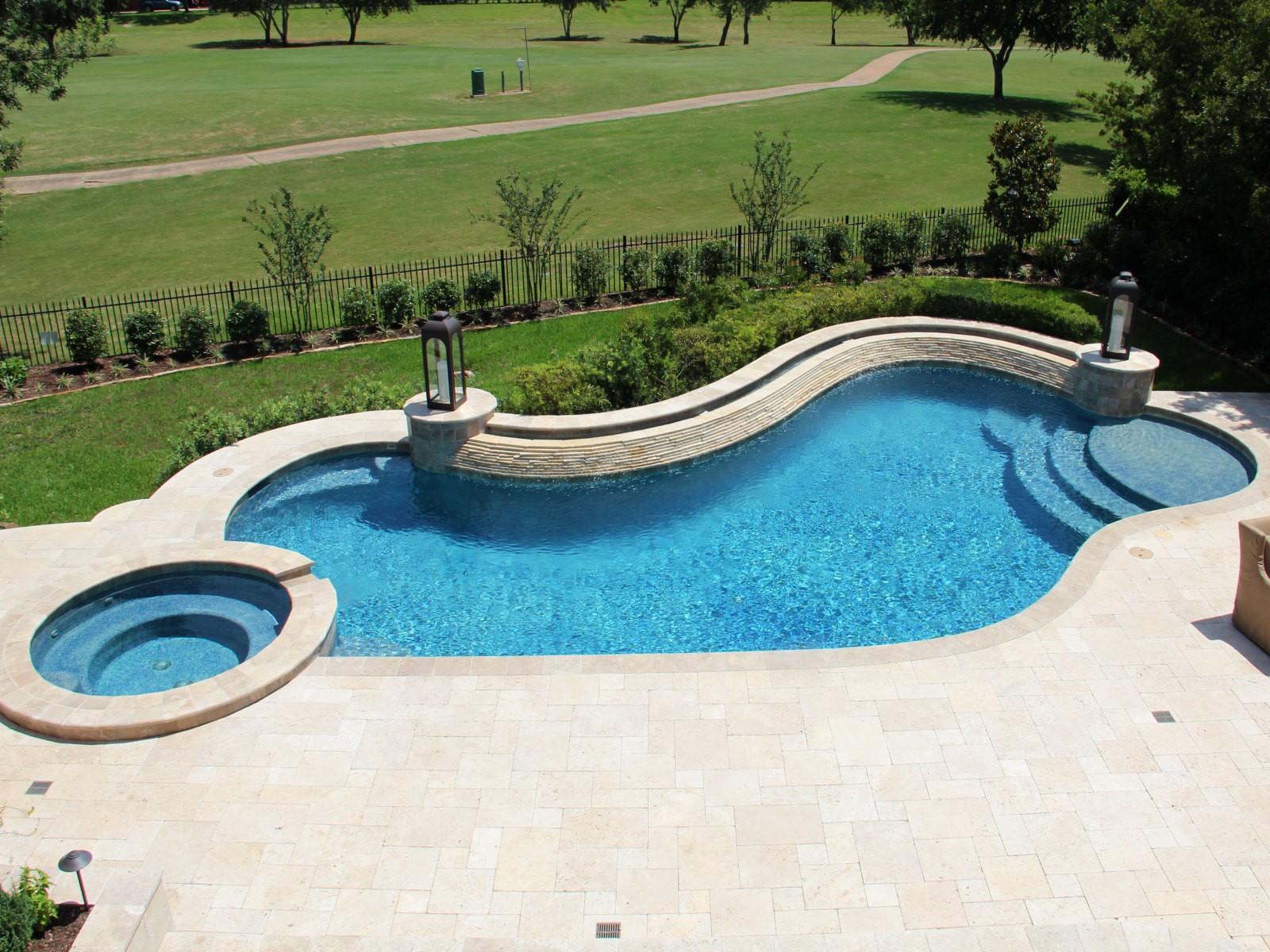 unique swimming pool designs photo - 8