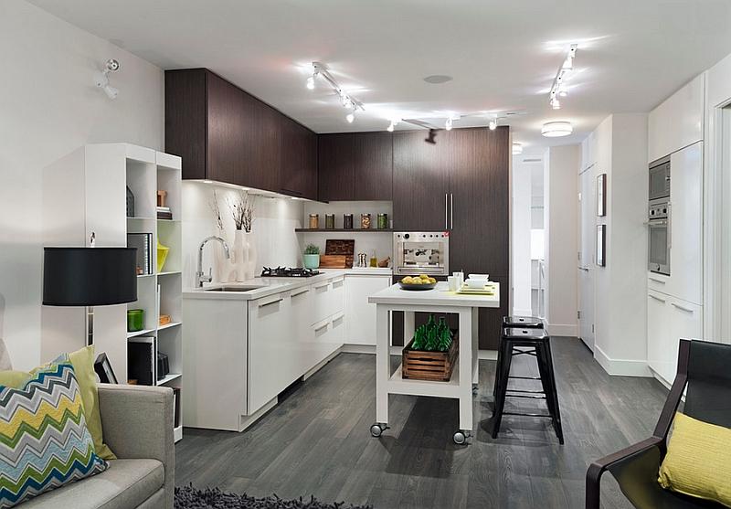 urban kitchen design ideas photo - 2