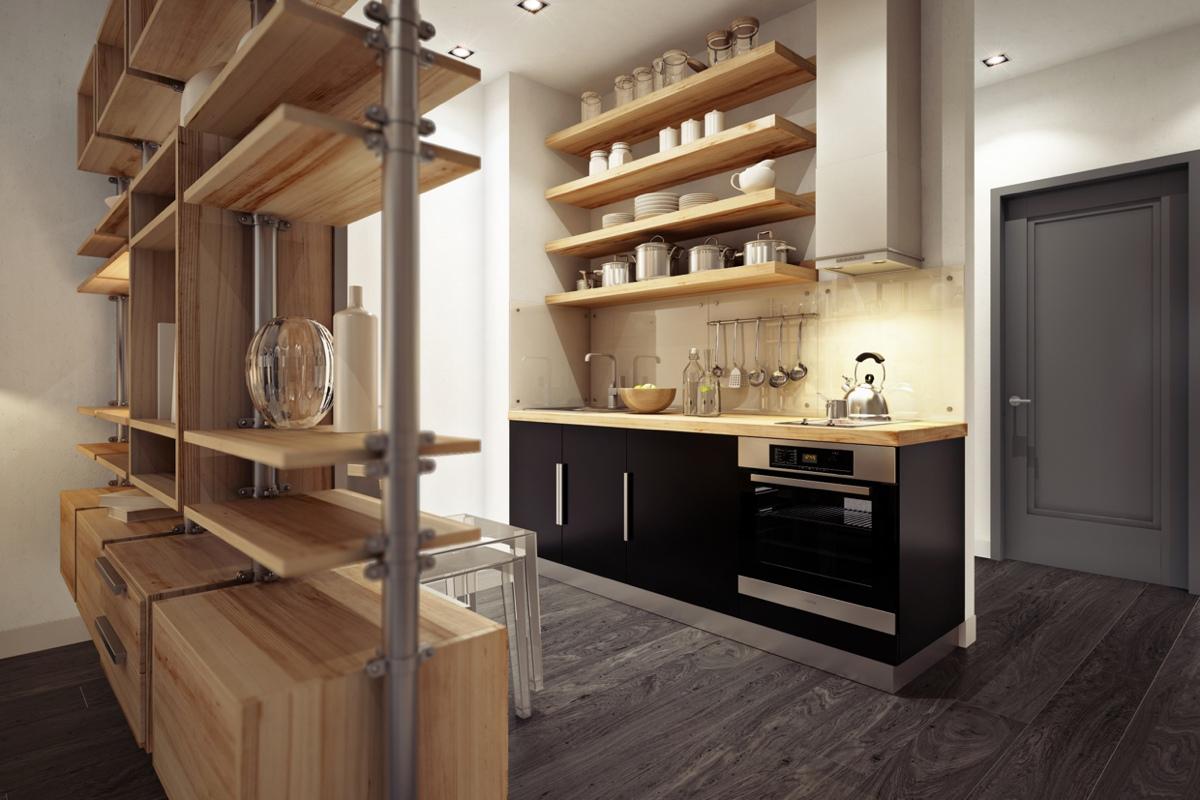 urban kitchen design ideas photo - 7