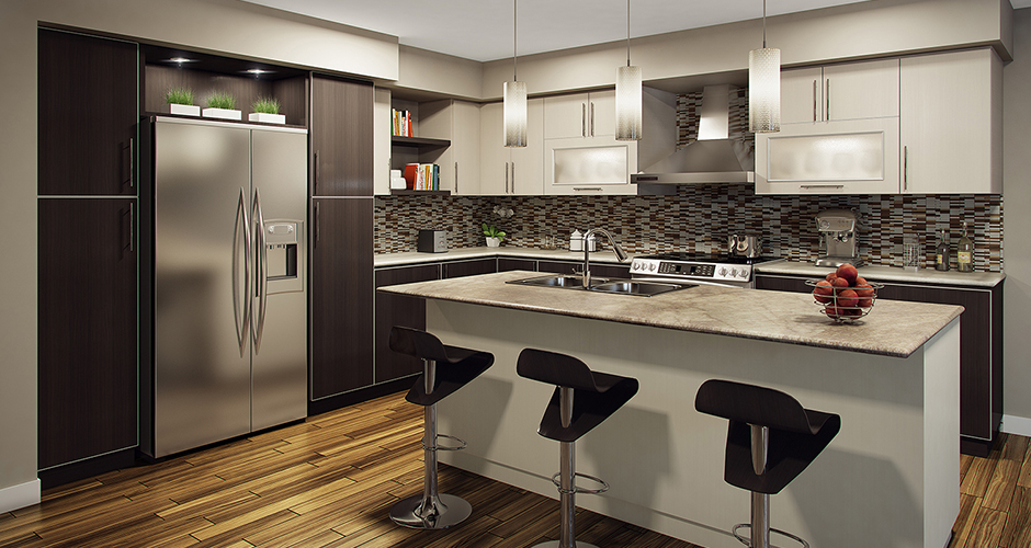 urban kitchen design ideas photo - 9