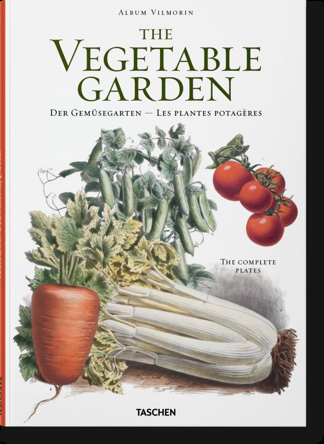 vegetable garden books photo - 1