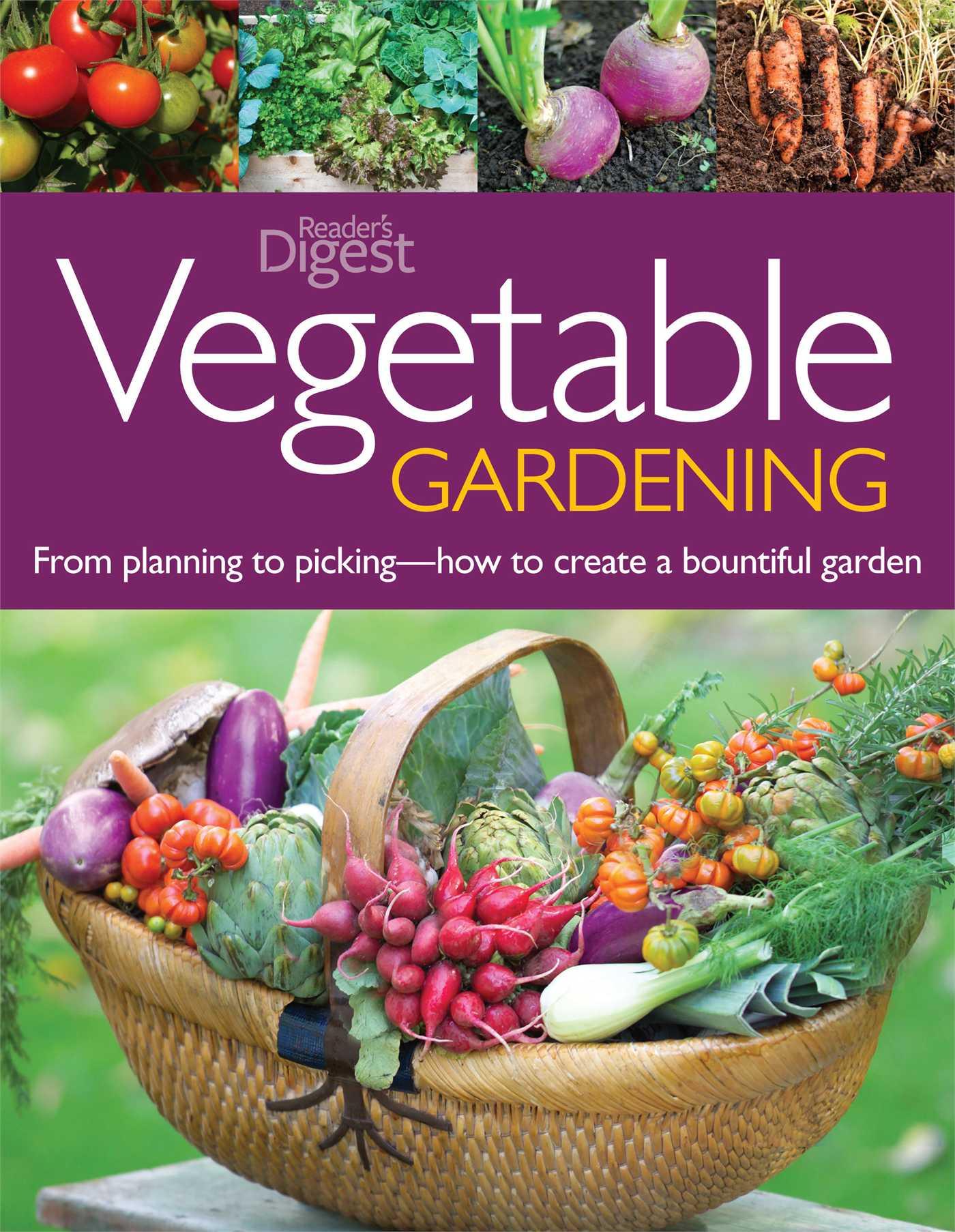 vegetable garden books photo - 10