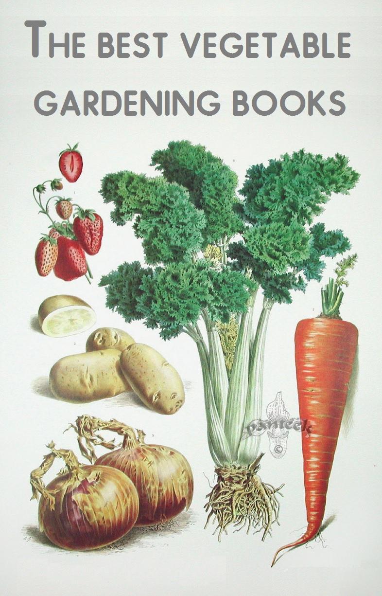 vegetable garden books photo - 2
