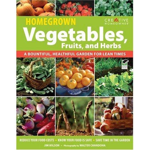 vegetable garden books photo - 4