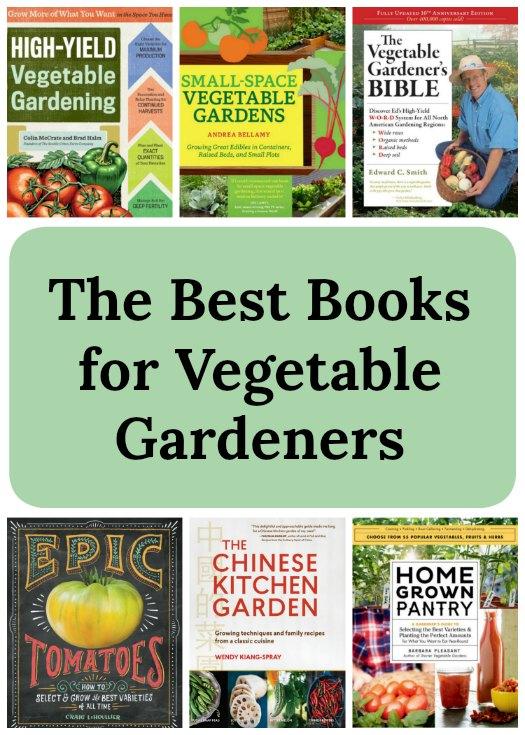 vegetable garden books photo - 8