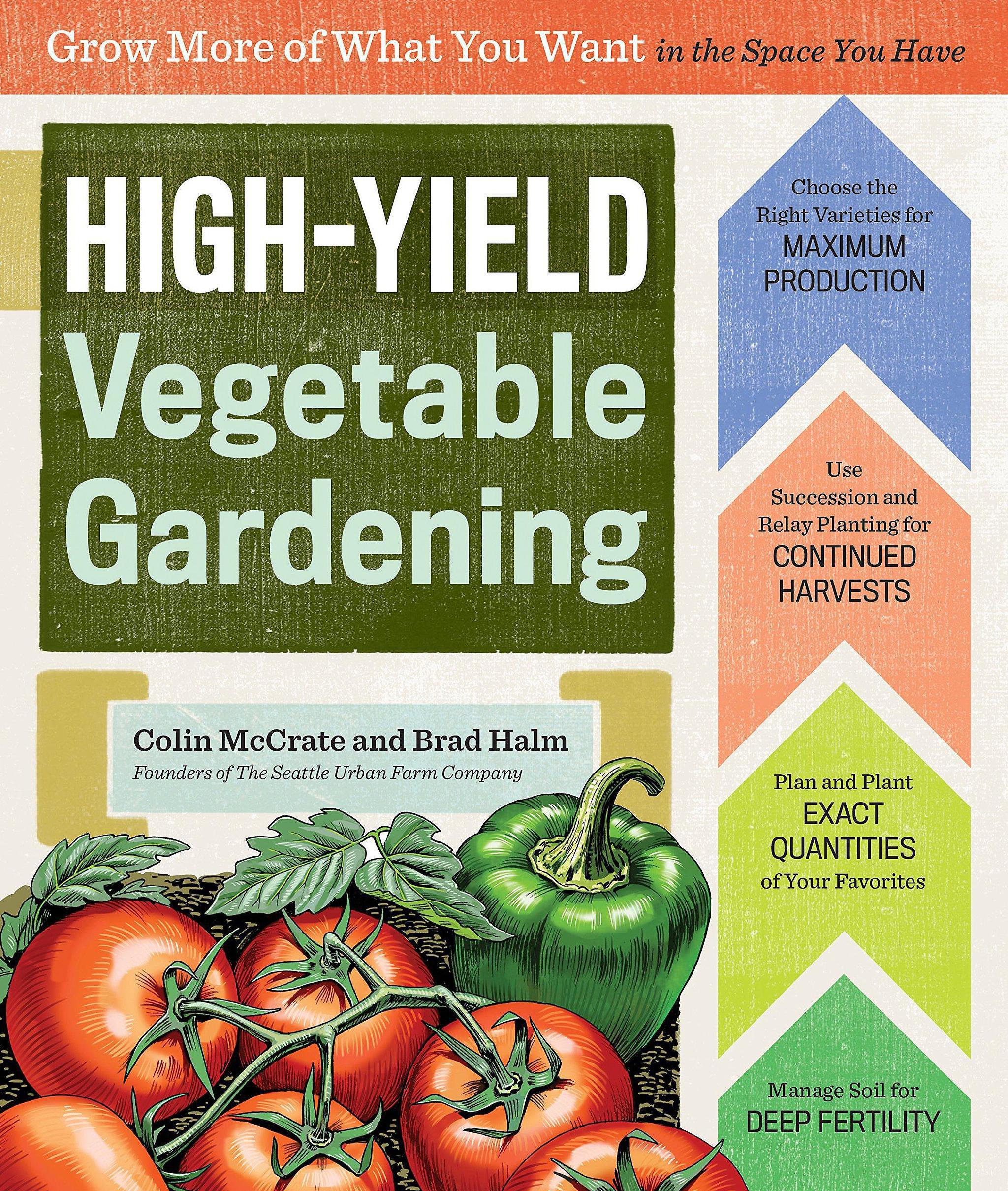 vegetable garden books photo - 9