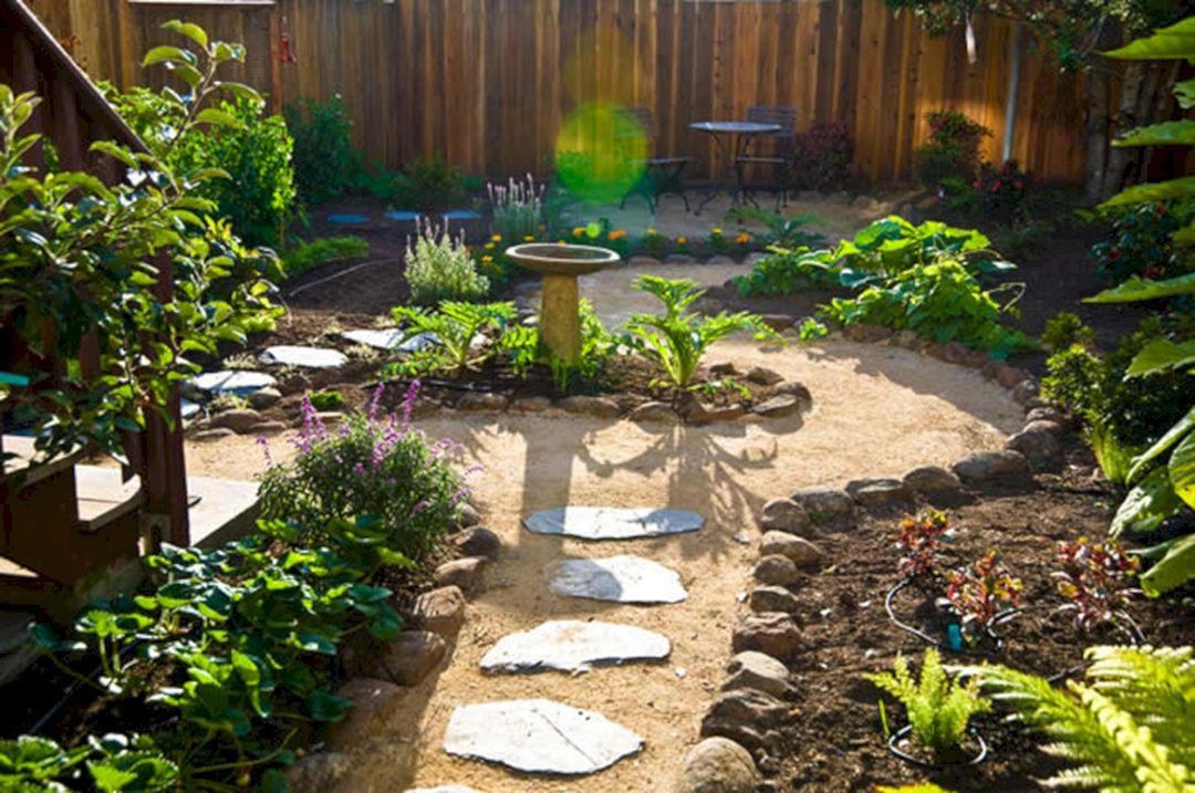 vegetable garden design ideas backyard photo - 1
