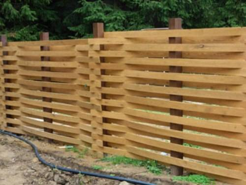 vegetable garden fence panels photo - 8