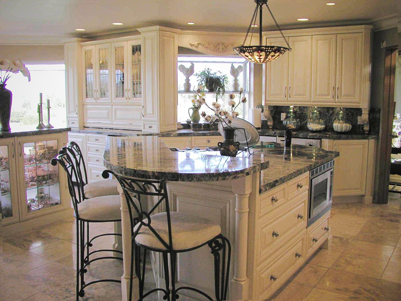 victorian country kitchen designs photo - 1