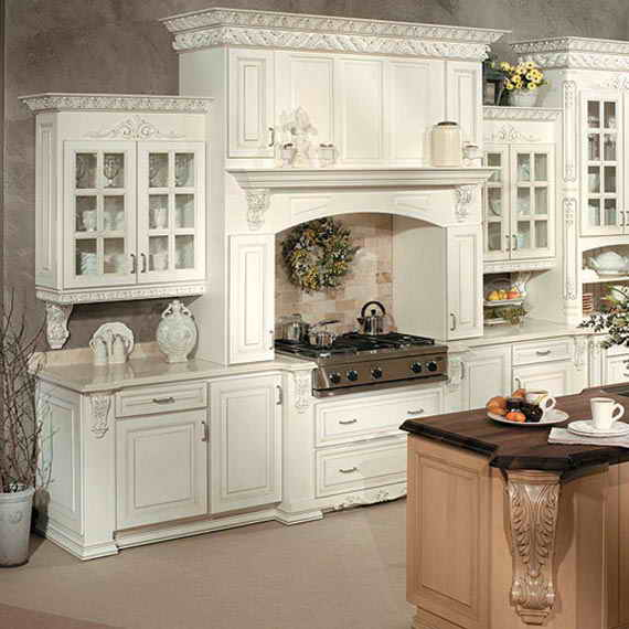 victorian country kitchen designs photo - 3