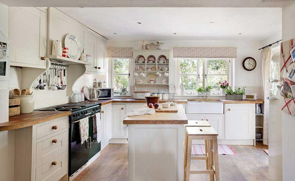 victorian country kitchen designs photo - 7