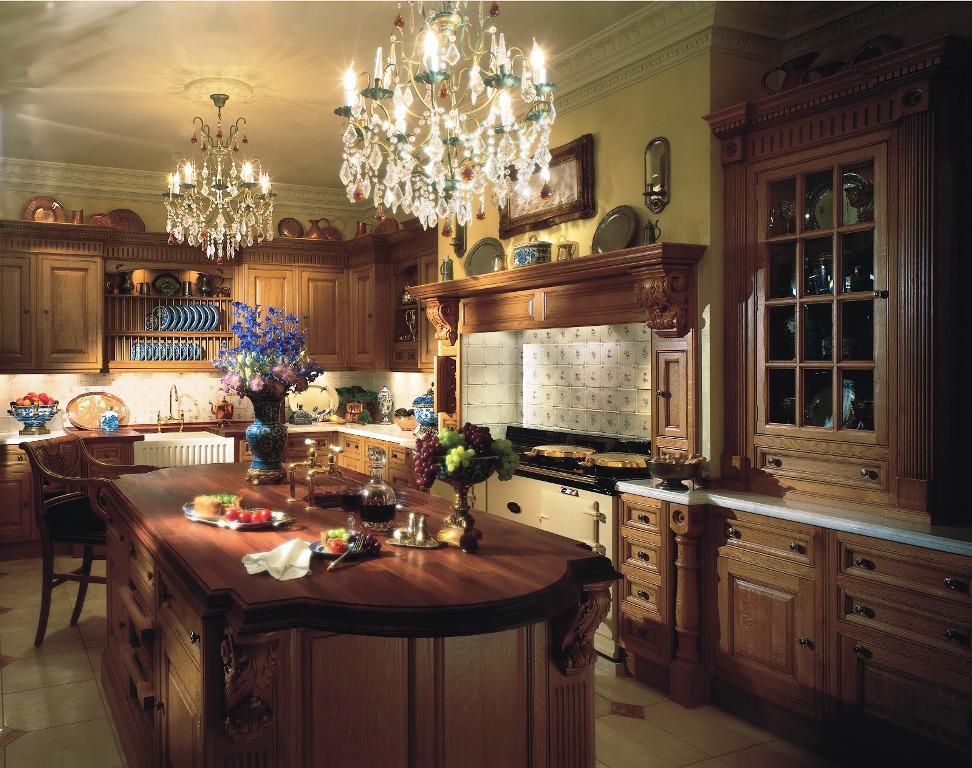 victorian country kitchen designs photo - 9