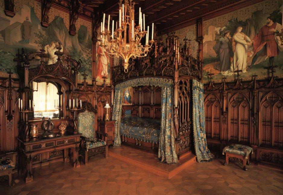 victorian gothic bedroom ideas photo - 7