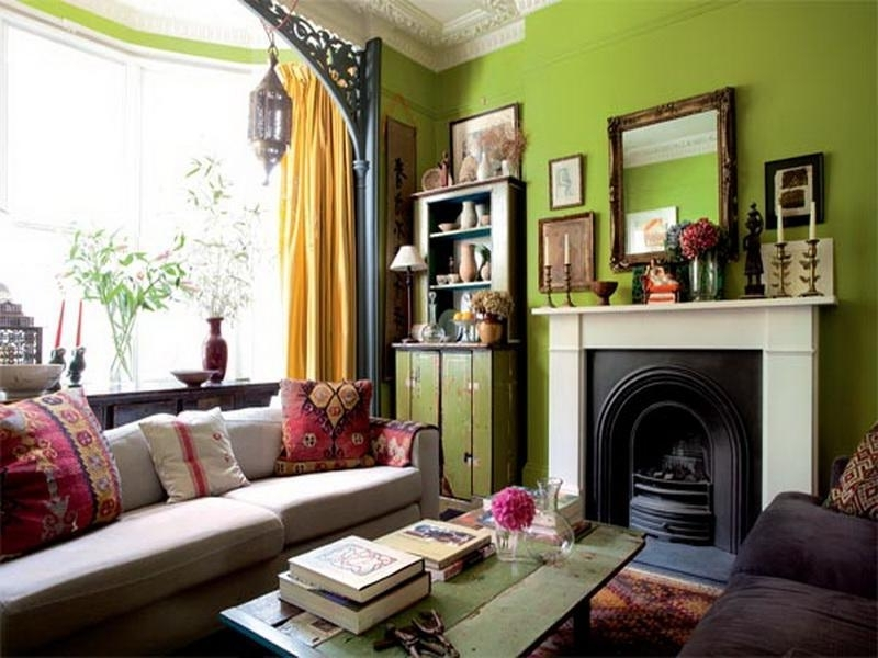 victorian wall paint colors photo - 6