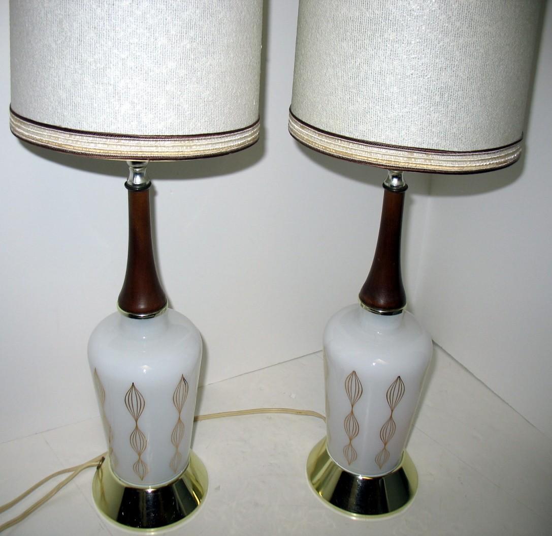 vintage bedroom lamp photo - 10