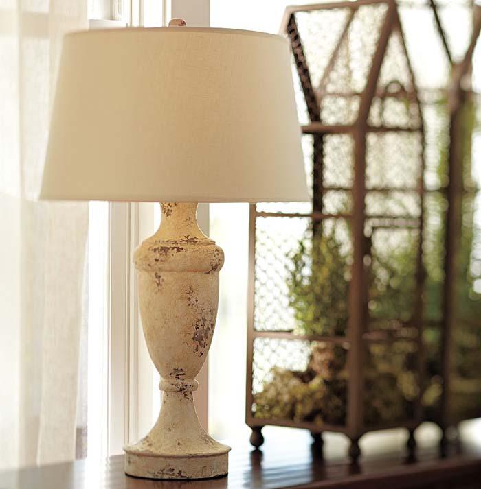 vintage bedroom lamp photo - 8