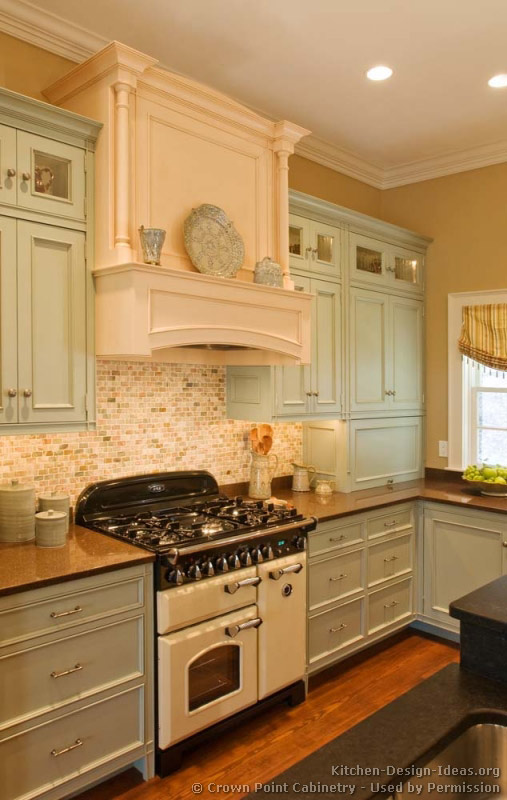 Vintage kitchen cabinets ideas   Hawk Haven on red white and blue kitchen ideas, small shabby chic kitchen ideas, small cottage kitchen ideas, cabinet small kitchen remodel ideas, 1940s kitchen remodel ideas, vintage kitchen ideas, painted kitchen cabinet ideas,