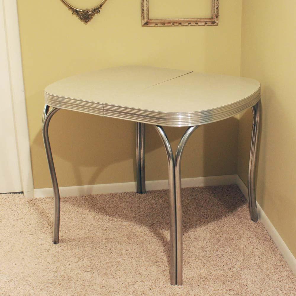 vintage kitchen table formica photo - 2