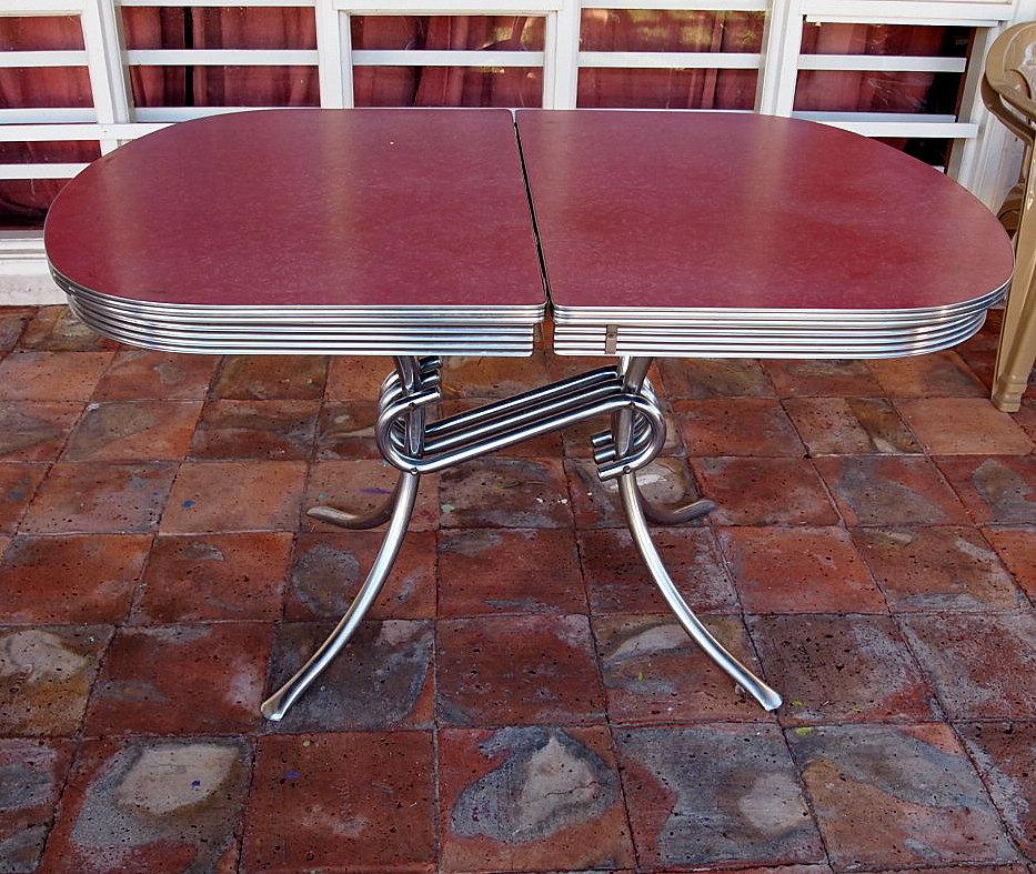 vintage kitchen table formica photo - 7