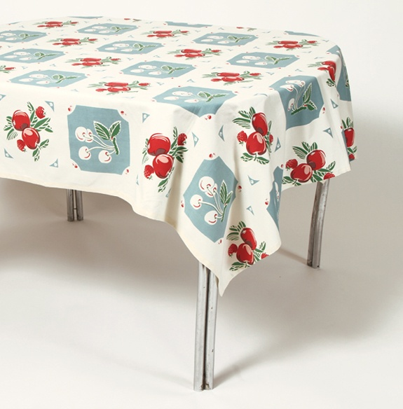 Vintage Kitchen Tablecloths Hawk Haven
