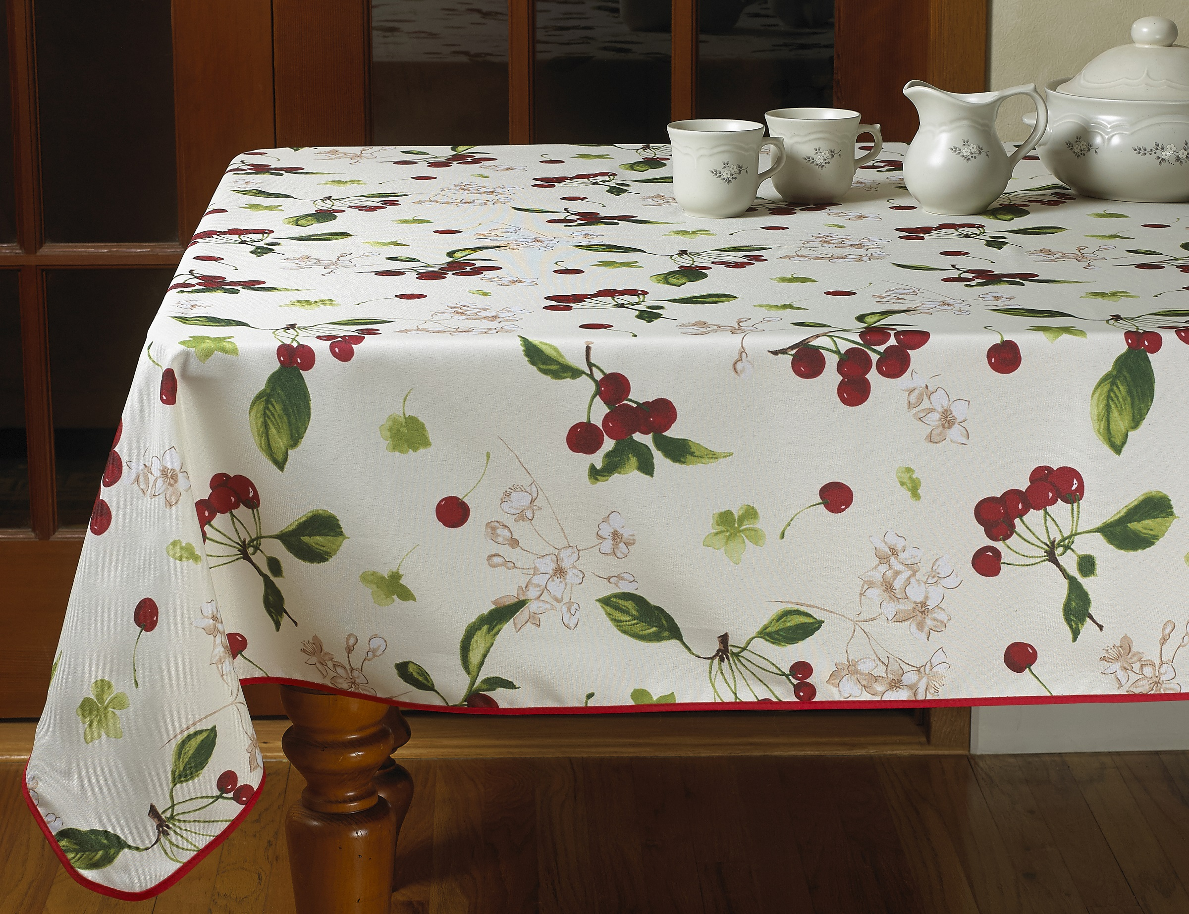 Vintage Kitchen Tablecloths Photo 9