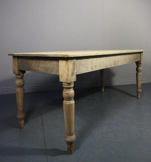 vintage pine kitchen tables photo - 5