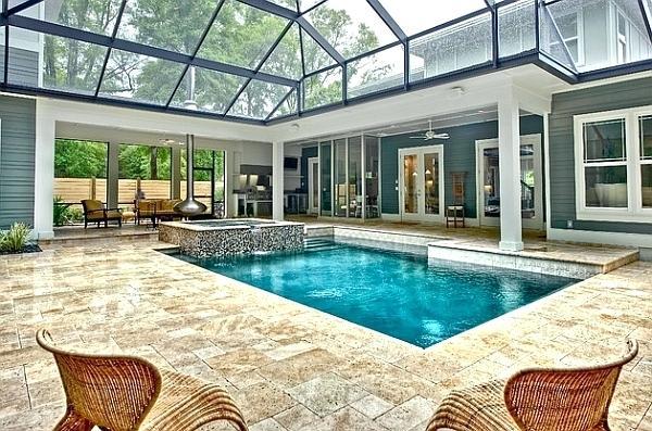 vintage swimming pool designs photo - 10
