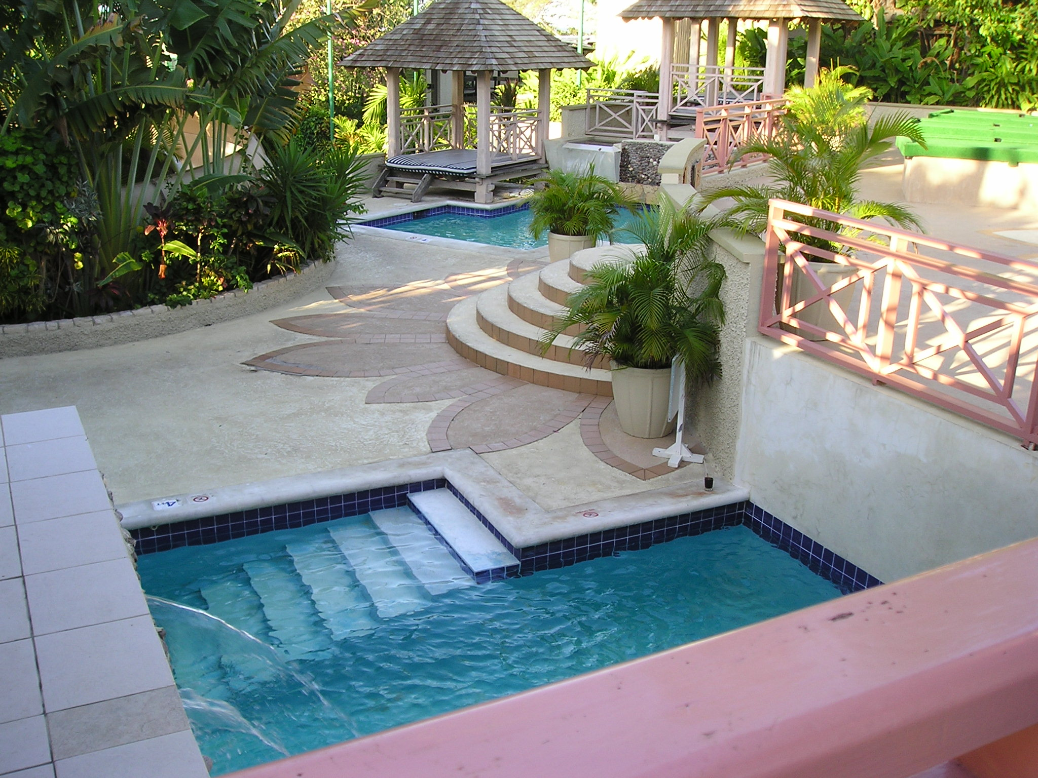 vintage swimming pool designs photo - 7