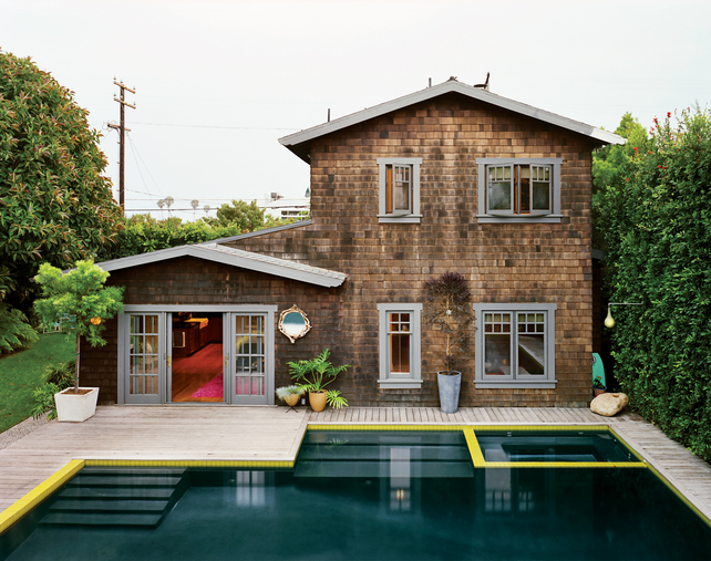 vintage swimming pool designs photo - 9