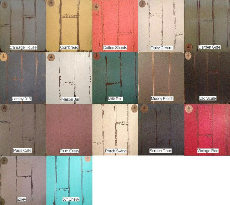 vintage wall paint colors photo - 2