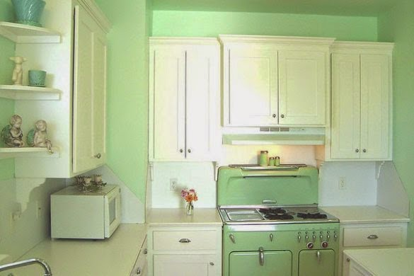 vintage wall paint colors photo - 4