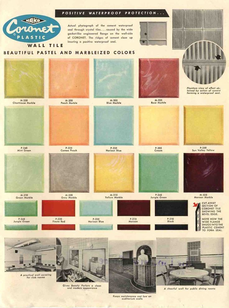 vintage wall paint colors photo - 6