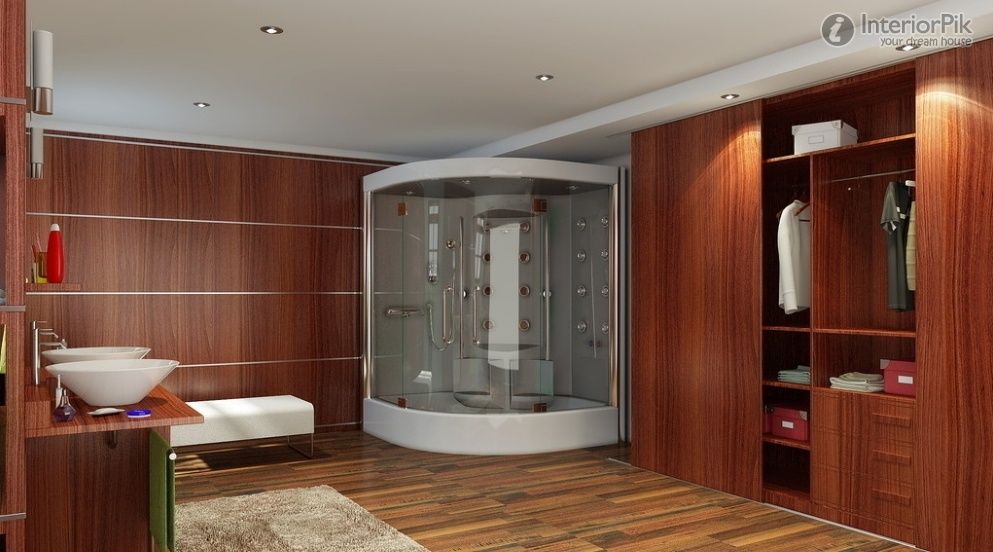 Walk In Closet And Bathroom Ideas Hawk Haven