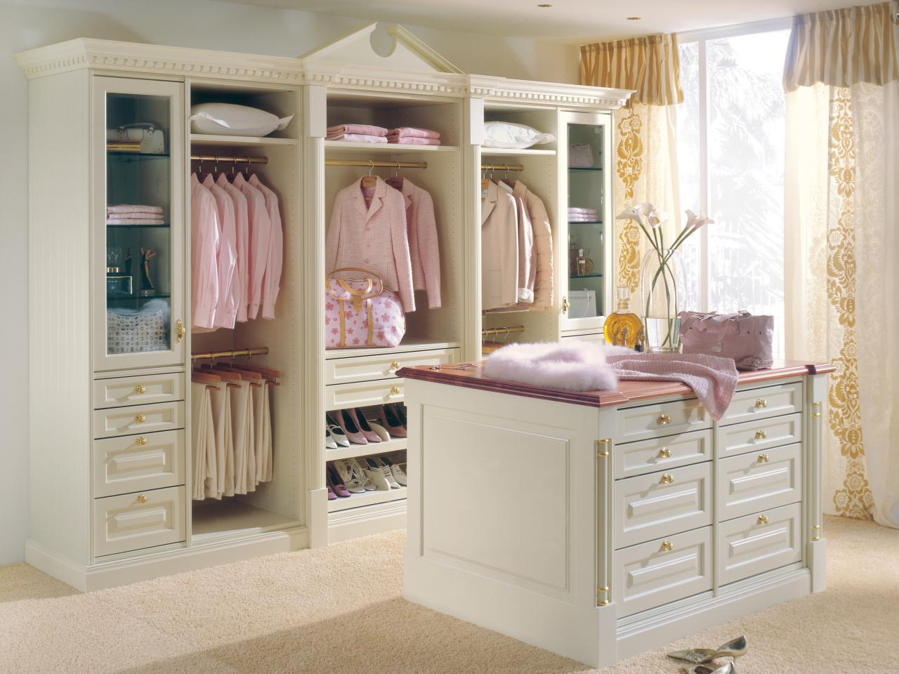 walk in closet decorating ideas photo - 10
