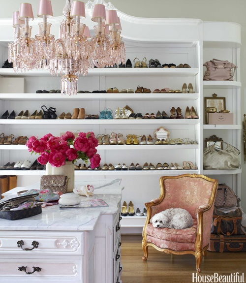 walk in closet decorating ideas photo - 7