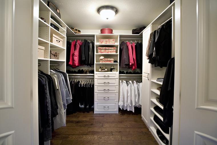 walk in closet decorating ideas photo - 9