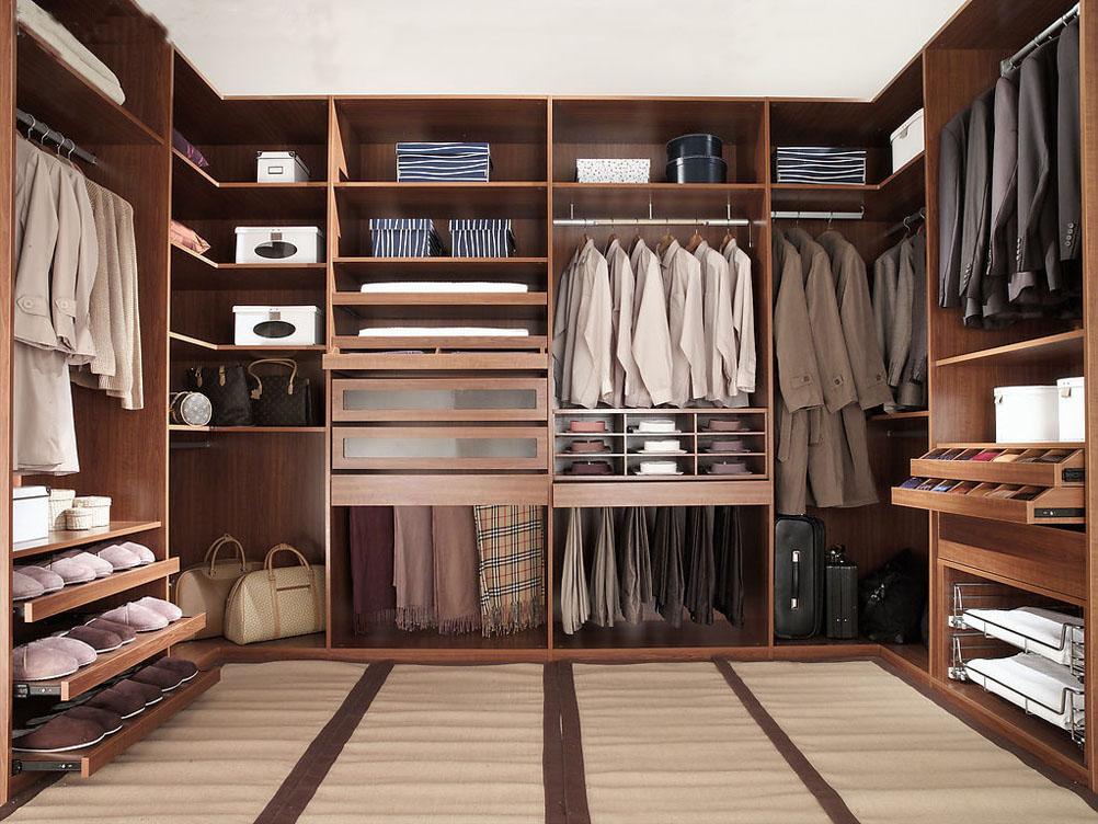 walk in closet design for men photo - 1
