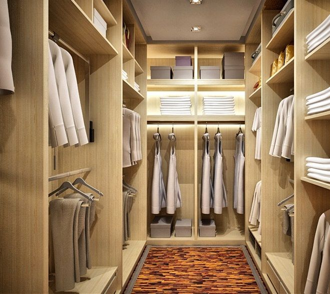 walk in closet design for small spaces photo - 10