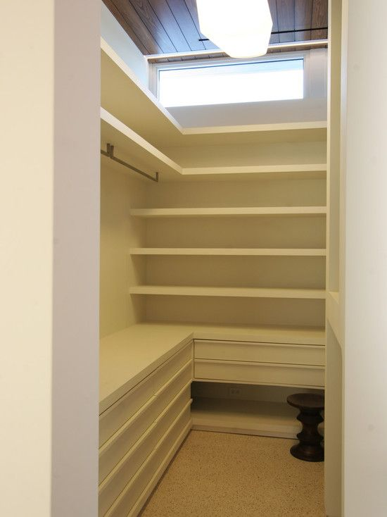 walk in closet design for small spaces photo - 8