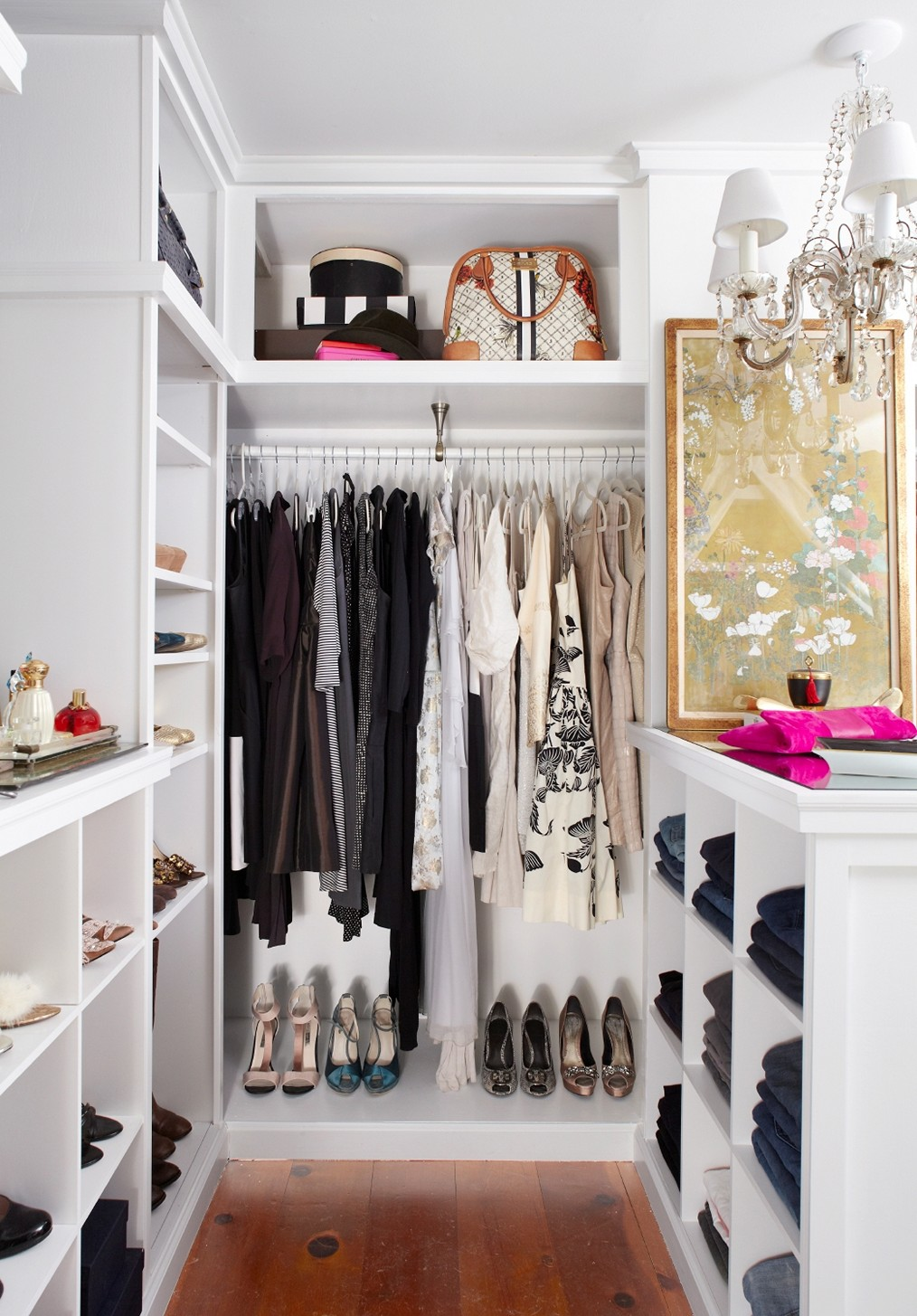 Walk In Closet Design For Women Hawk Haven