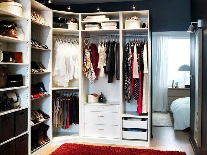 Merveilleux Walk In Closet Design Ikea Photo   1