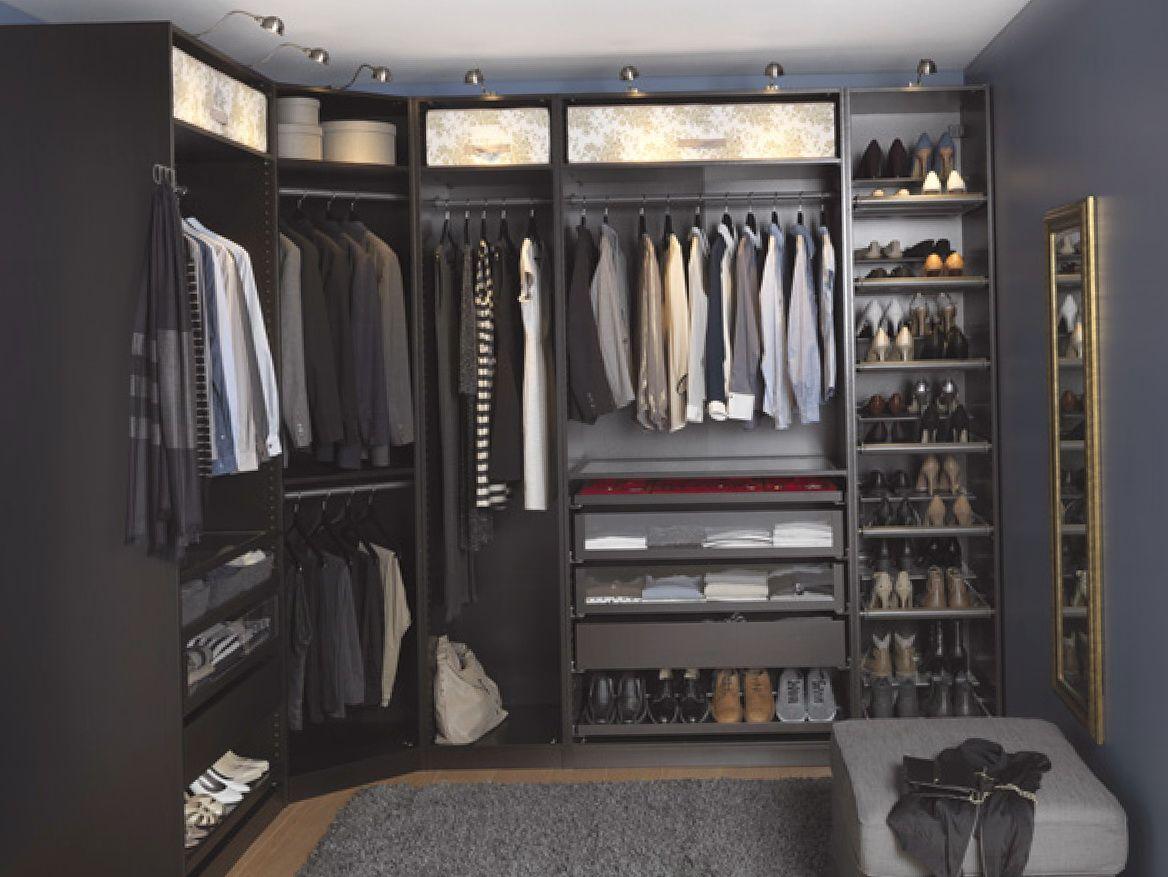 walk in closet design ikea photo - 4