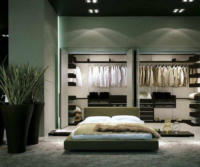 walk in closet designs for a master bedroom photo - 4