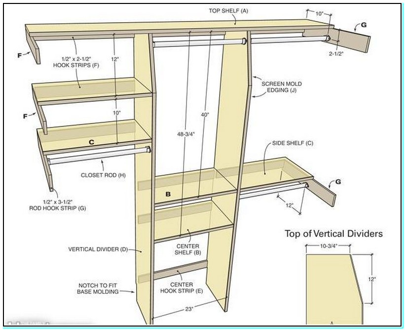 Walk In Closet Dimensions Small Hawk Haven