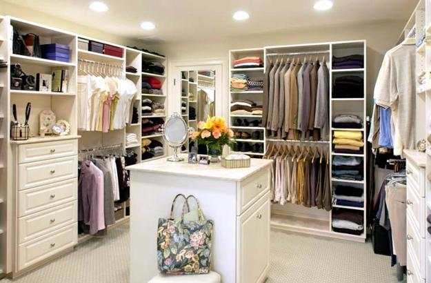 walk in closet dressing room design photo - 3