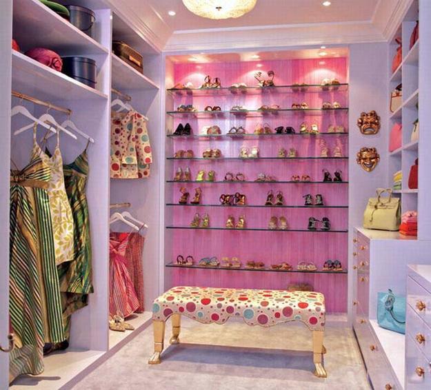 walk in closet dressing room design photo - 5