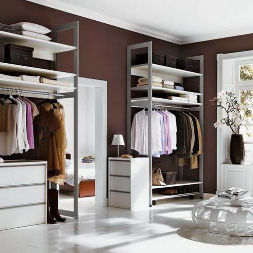 walk in closet dressing room design photo - 6